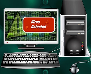 Malware virus fix remove infection Parma Cleveland Ohio